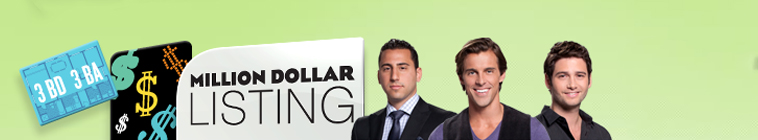 Million Dollar Listing Los Angeles TV Show Schedule