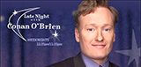 TV Show Schedule for Conan (2010)