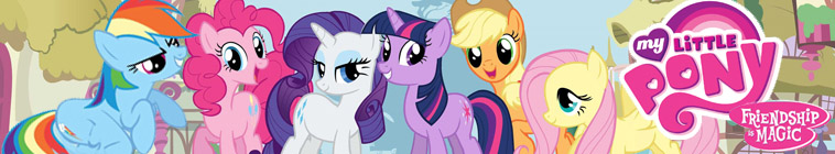 My Little Pony: Friendship is Magic TV Show Schedule