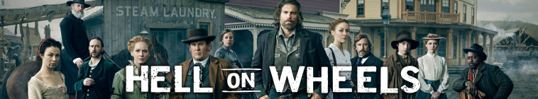 Hell on Wheels TV Show Schedule