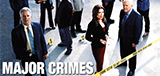 TV Show Schedule for Major Crimes