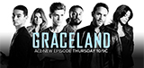 TV Show Schedule for Graceland