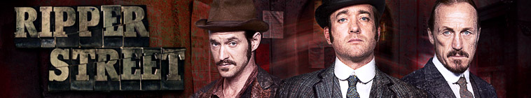 Ripper Street TV Show Schedule