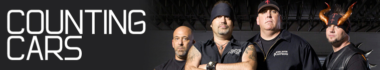 Counting Cars TV Show Schedule