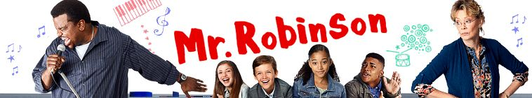 Mr. Robinson TV Show Schedule