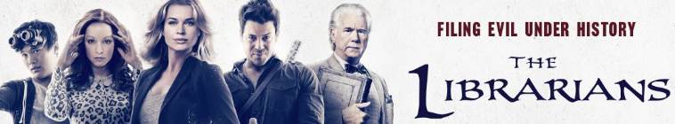 The Librarians (2014) TV Show Schedule