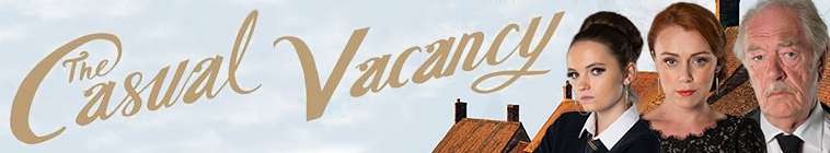 The Casual Vacancy TV Show Schedule