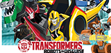 TV Show Schedule for Transformers: Robots In Disguise (2015)