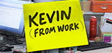 TV Show Schedule for Kevin from Work
