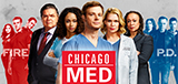 TV Show Schedule for Chicago Med