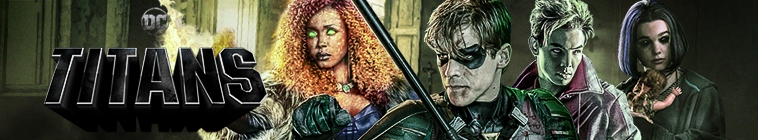 Titans (2018) TV Show Schedule
