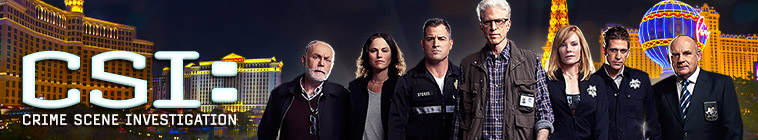 CSI: Crime Scene Investigation TV Show Schedule