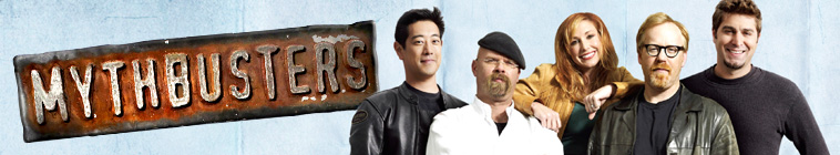 MythBusters TV Show Schedule