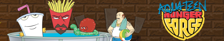 Aqua Teen Hunger Force Forever TV Show Schedule
