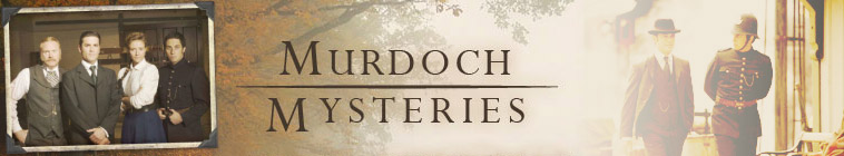 Murdoch Mysteries TV Show Schedule