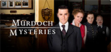 TV Show Schedule for Murdoch Mysteries