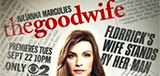 TV Show Schedule for The Good Wife